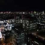 Tokijas naktį
